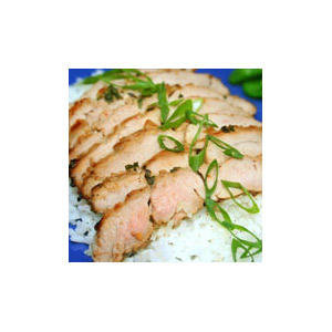 Broiled Korean Pork Tenderloin