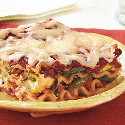 Baked Vegetable Lasagna