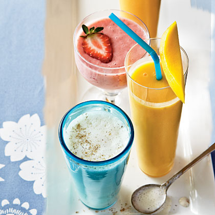 Peach-Mango SmoothieRecipe