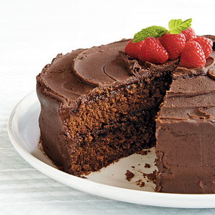 oh-Chocolate Layer Cake