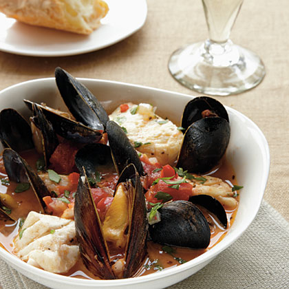 Fisherman's Seafood Stew