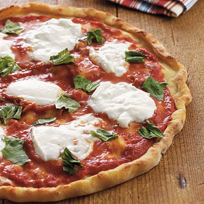 Pizza MargheritaRecipe