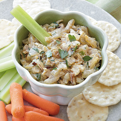 Roasted Sweet Onion Dip Recipe