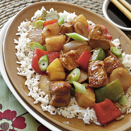 Sweet and Sour PorkRecipe