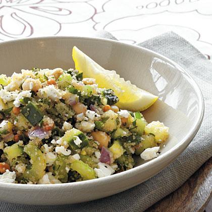 Tabbouleh-Style Amaranth Salad
