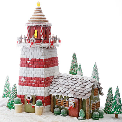 How long is my gingerbread house edible?