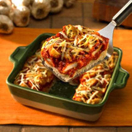 1 Dish Chicken Parmesan