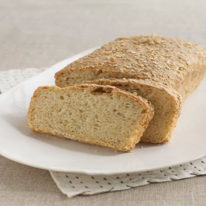 Kneadlessy Simple Easy Oat Bread