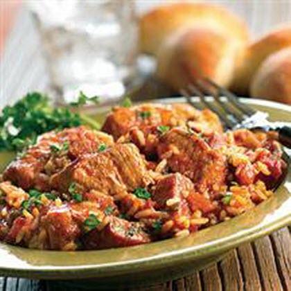 Carnival Pork Stew