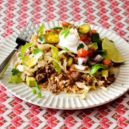 <p>Mexican Not-Fried Rice</p>