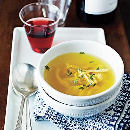Alicante Turkey Soup