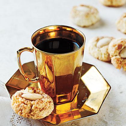 Almendrados (Flourless Almond Cookies)
