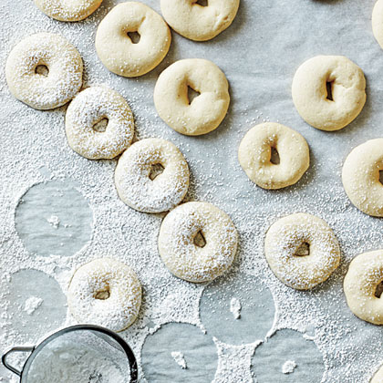 Anise-Flavored  Doughnuts