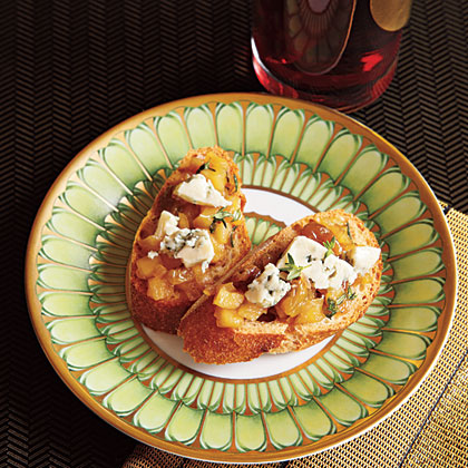 Apple-Blue Cheese Chutney Recipe