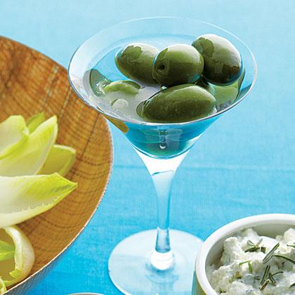 Boozy Olives