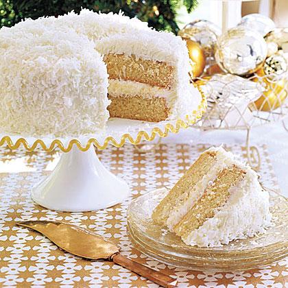 Coconut Layer Cake Recipe