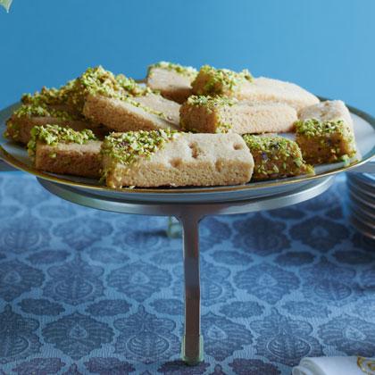 <p>Honey-Dipped Cookies</p>