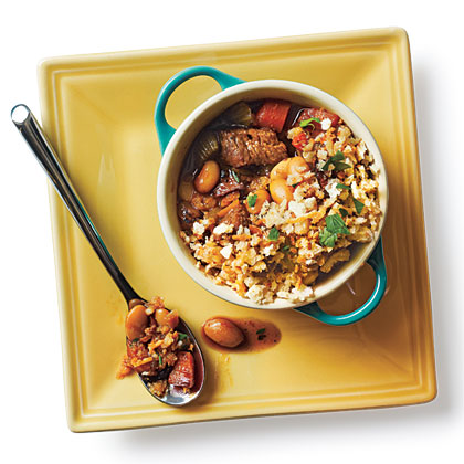 Lamb and Sausage Cassoulet