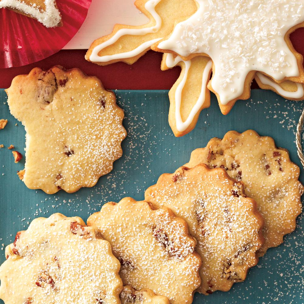 Pecan Cookies Recipe
