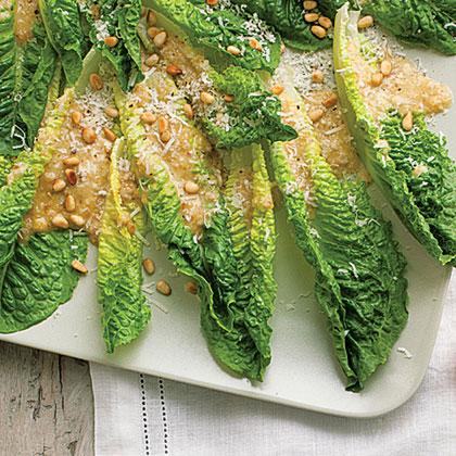 Pine-Nut Salad Spears