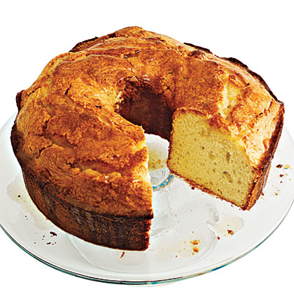 Substitute Canola Oil For Butter In Cake Recipe