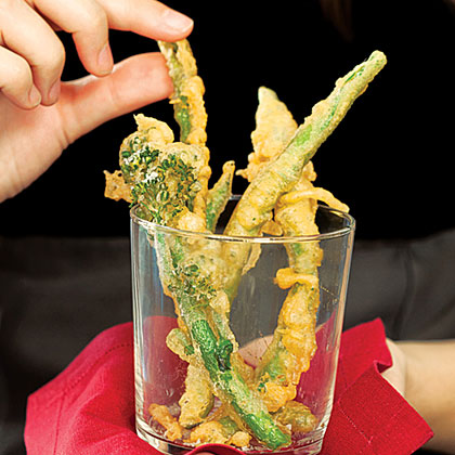 Tempura Vegetable Crudités