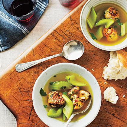 Alicante Turkey MeatballsRecipe