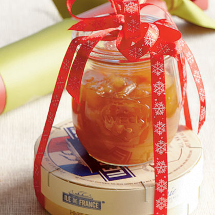 Caramelized Ginger Pears
