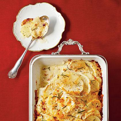 Fennel-and-Potato Gratin