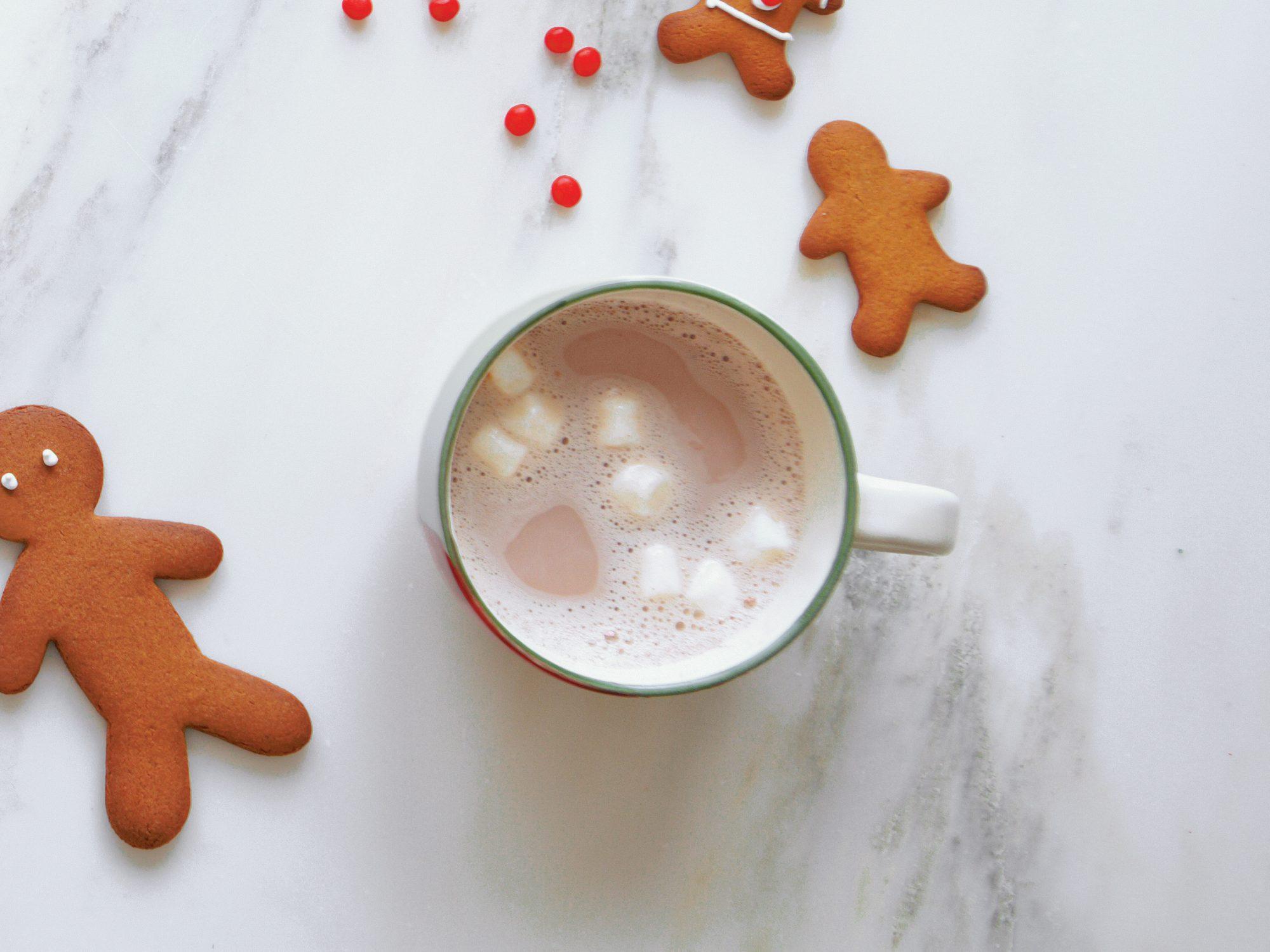 Gingerbread Cocoa