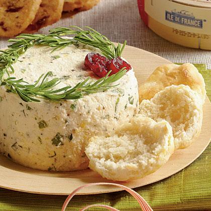 Herbed Cheese SpreadRecipe