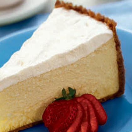 Sour Cream Cheesecake Recipe Myrecipes