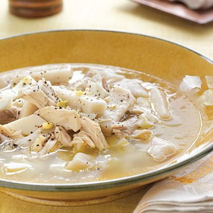 Callie Coe's Chicken and Dumplings Recipe