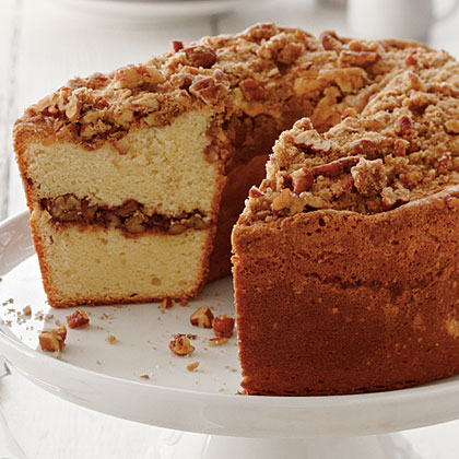 Coffee Cake Pound Cake Recipe Myrecipes