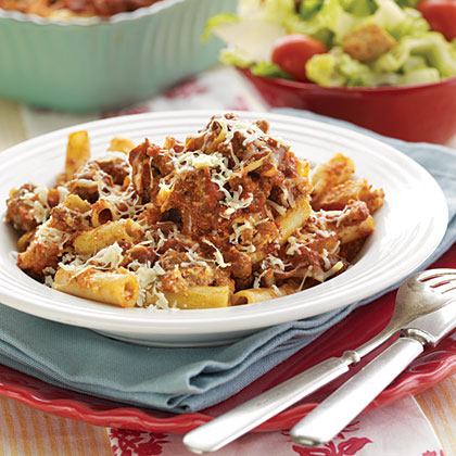 Company Baked Ziti
