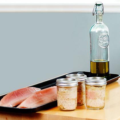 Freshly Canned Tuna