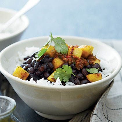 Jose's Black Beans & Rice