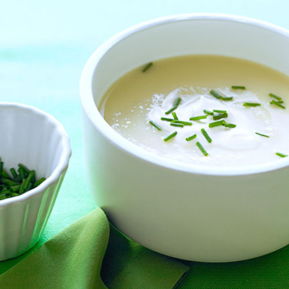 Parsnip and Apple Soup
