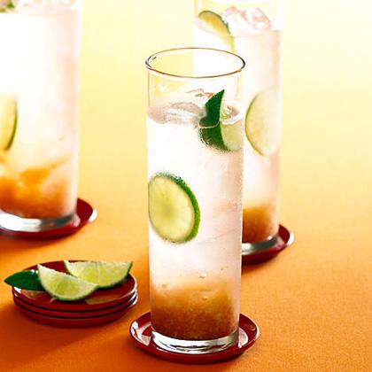 Shanghai Buck Cocktail