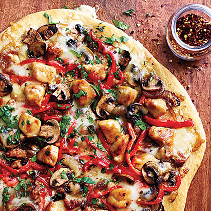 15 Simple Chicken Pizzas