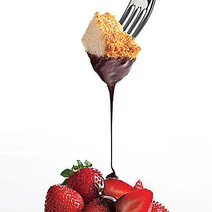 Chocolate-Frangelico Fondue