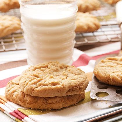 Double Peanut Butter CookiesRecipe