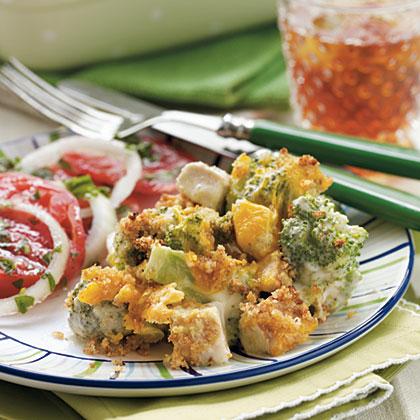 Golden chicken divan recipe myrecipes golden chicken divan forumfinder Choice Image