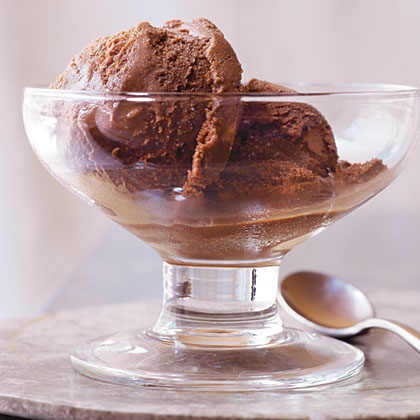 Double Chocolate Ice Cream