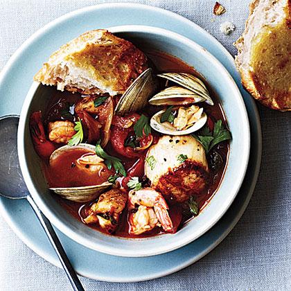 Garlic Sourdough