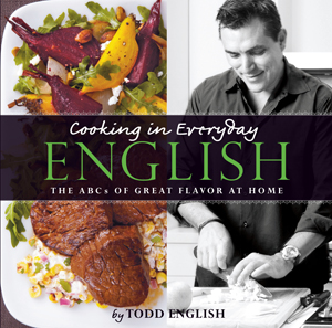 Cooking with Todd English