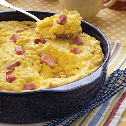 Southern Style Spoonbread Recipe Myrecipes Com