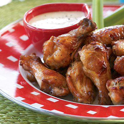 Chinese chicken wings recipe myrecipes chinese chicken wings forumfinder Choice Image