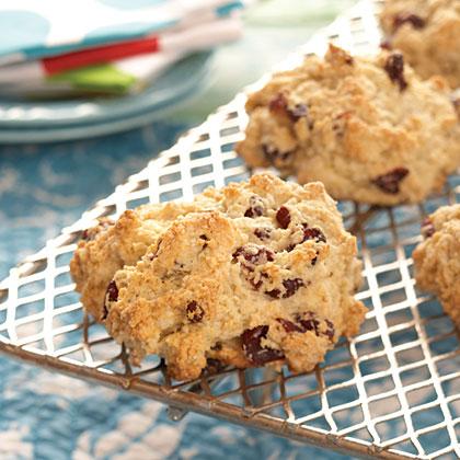 Cranberry-Buttermilk Scones Recipe