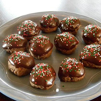 Italian Chocolate Pepper Cookies